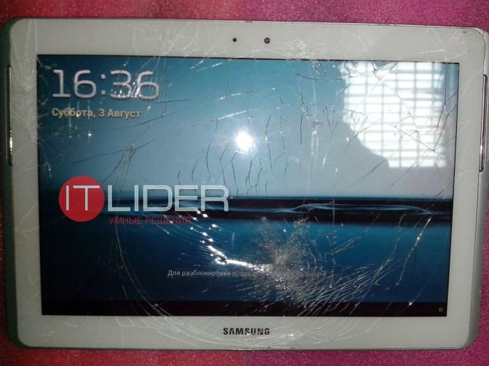 Тачскрин Samsung Galaxy Tab 2